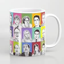 the office mugs. The Office Coffee Mug Mugs
