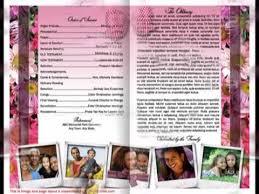 funeral pamphlet funeral program template tvsputnik tk
