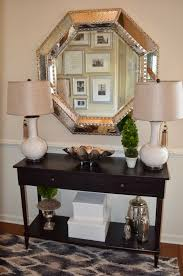 entry table decorations. Ideas About Foyer Table Decor Farmhouse Gallery Including . Entry Decorations B