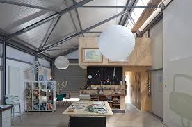 industrial look office interior design. Delighful Design Industrial Interiors Have An Inherently Spacious Appeal Design Edgley  Design On Look Office Interior Design F