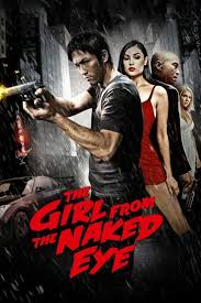 The Girl from the Naked Eye (2012) subtitulada