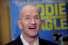 What Does Eddie The Eagle Think Of The Movie? His Real-Life Tale Gets The  Big Screen Treatment