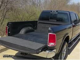 BedRug Custom Truck Tailgate Mat Installation - 2017 Ram 3500 Video ...
