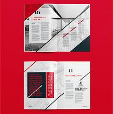 katalog design templates 20 modern style brochure catalogue template design ideas for