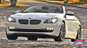 BMW Convertible bmw convertible 650i : 2012 BMW 650i Convertible Review - YouTube