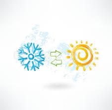 climate control icon. climate control icon