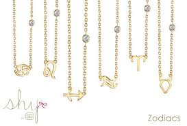 shy zodiacs collection