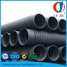corrugated drain pipe inch large diameter siphon corrugated drainage pi corrugated drain pipe adapter