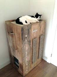 furniture to hide litter box. Cabinet To Hide Litter Box Cat Furniture . B