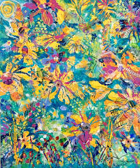 Language of Flowers by Melanie Stanley - The Art League