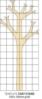 Diy Tree Coat Rack HomeDzine DIY tree coat stand that saves you R100 κρεμμαστρες 24