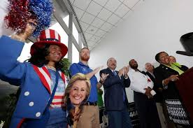 texas congressw blames for leaked clinton emails  texas congressw sheila jackson lee at at the grand opening of the a democratic headquarters in