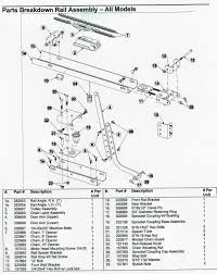 garage door partsWayne Dalton Quantum Parts Breakdown