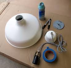 supplies for an ikea pendant lamp