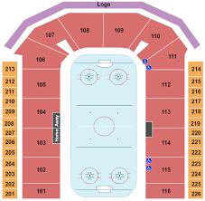 Town Toyota Center Seating Chart Wenatchee