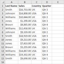 Sample Excel Files Xml In Excel Easy Excel Tutorial