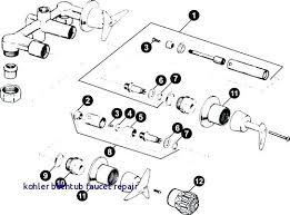 kohler shower diverter repair shower shower valve