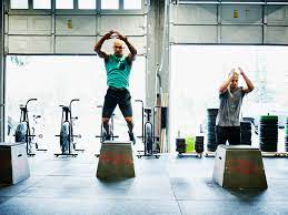 high intensity exercise benefits and