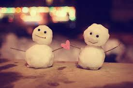 Snow Couple Love Pictures Photos And Images For Facebook Tumblr
