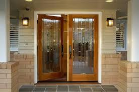 door replacement front entry patio