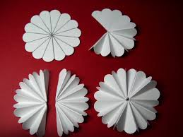 Folding Paper Flower Old Fashioned Fold Paper Flower Inspiration Top Wedding Gowns