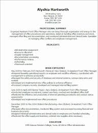 Office Manager Resume Template New Medical Office Manager Resume Favorite 28 Fresh Graph Fice Manager