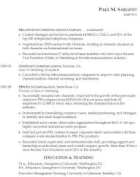 Startup Resume Template Startup Resume Example Examples Of Resumes