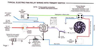trinary switch for ac question ls1tech so i am confused at this point any idea can i still wire the trinary switch trigger to terminal 85 of relay 1 and ignore this diagram below
