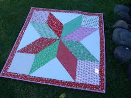 baby girl quilt – handmade by Carole Carr & I love the look of a one block quilt. This one uses 10″ squares, a portion  of a layer cake. I got it in my mind that I wanted to make this ... Adamdwight.com