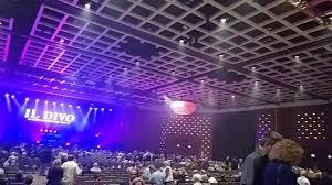 Borgata Venue Seating Chart Borgata Casino Event Center Venue Before Il Divo Concert