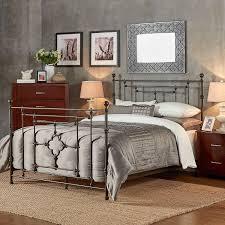 homehills storrie victorian quatrefoil full bed hover to zoom