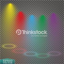 Bright special lighting Nana Special Light Effects Realistic Vector Bright Projectors For Scene Lighting Isolated On Plaid Backdrop Thinkstock Special Light Effects Realistic Vector Bright Projectors For Scene