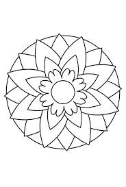Mandala Kleurplaat Kind Krijg Duizenden Kleurenfotos Van De Beste
