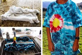 how do you wash a tie dye shirt with hot or cold water