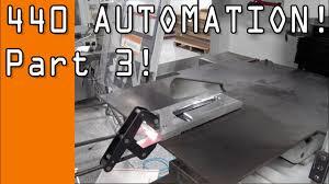 automatic arduino cnc parts loader tormach 440 part 3 ww121