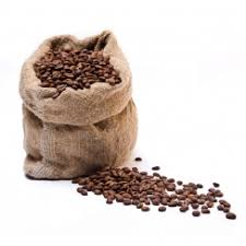 coffee beans bag. Fine Coffee Bag Of Coffee Beans Tered On The Table Csp40496466  Free  For Coffee Beans Bag E