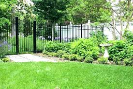 vinyl fence designs. Vinyl Fence Ideas Landscape Designs Small
