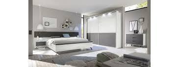 White gloss bedroom set modern bedroom furniture: high - Design ...