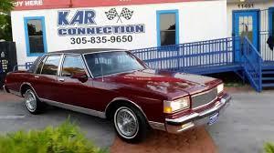 1989 Chevrolet Caprice Brougham @ Karconnectioninc.com Miami, FL ...