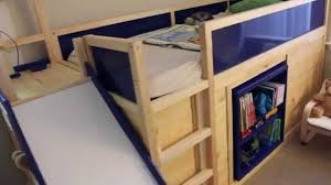 Bedroom : Glamorous Toddler Bunk Beds That Turn The Bedroom Into A ...