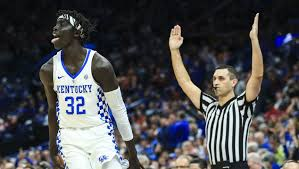 Kentucky basketball player Wenyen Gabriel talks NBA draft