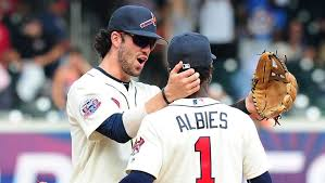 Braves Release First Position Player Depth Chart Heading