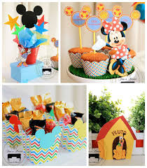 party ideas mickey mouse clubhouse
