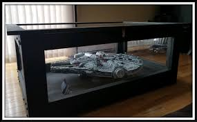the millennium falcon ucs 75192 lego set has found it s home inside our home