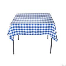 navy blue plastic tablecloth round the most the best checd tablecloth ideas on gingham within round