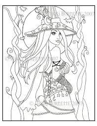 Pagan Fantasy Kleurplaten Ich Malvorlagen Malvorlagen