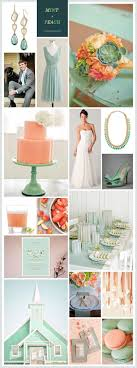 REVEL: Coral, Peach + Grey Wedding Inspiration A color palette with an  option to gray.IN LOVE with this palette!