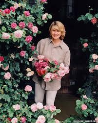 Small Picture The Secrets of Marthas Rose Garden Martha Stewart