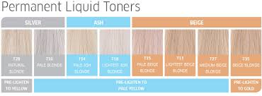 T18 Wella Toner Chart Everything You Need To Know About Wella Color Charm