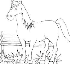 Coloring Page Of Animals Visitpollinoinfo